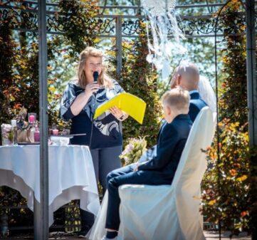 Traumzeiten – Hochzeitsplanerin – Freie Trauung